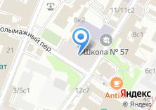 Компания «Малый Знаменский 7/10-1» на карте