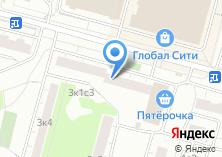 Компания «Торговый дом топорок» на карте
