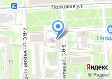 Компания «Текна Бьюти» на карте