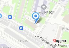 Компания «Совет ветеранов войны и труда района Чертаново Южное» на карте