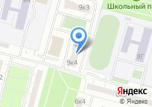 Компания «ДЕЗ района Чертаново Северное» на карте