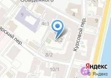 Компания «Представительство Губернатора Свердловской области при Президенте РФ» на карте
