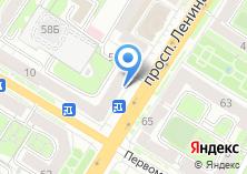 Компания «Мобильный мир» на карте
