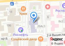 Компания «МИИТ» на карте
