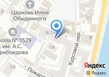Компания «Бишофит-Авангард» на карте