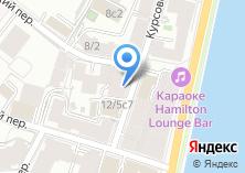 Компания «Этаком-инвест» на карте
