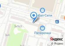 Компания «Секонд-хенд на Днепропетровской» на карте