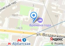 Компания «МАСТЕР ВИЗА» на карте