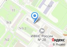 Компания «Potolok-Art Studio» на карте