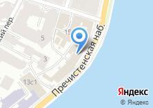 Компания «СвитМед» на карте