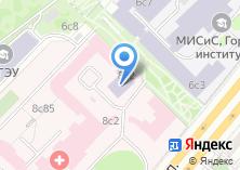 Компания «Научный центр сердечно-сосудистой хирургии им. А.Н. Бакулева» на карте