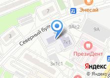 Компания «Детская музыкальная школа им. А.Т. Гречанинова» на карте