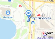 Компания «Магазин цветов на Балаклавском проспекте» на карте