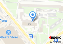 Компания «RemService» на карте