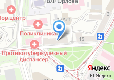 Компания «Альфа-S» на карте