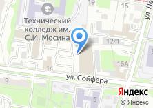 Компания «Электротехника 71» на карте
