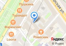 Компания «Русский институт» на карте