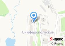 Компания «Симферопольский» на карте