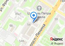 Компания «Сеть магазинов постельного белья» на карте