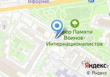 Компания «Центр круглосуточной ветеринарной помощи» на карте