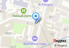 Компания «РезультатЪ» на карте
