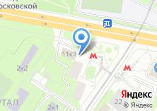 Компания «Адвокатская контора Аджиева Н. В.» на карте