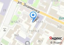 Компания «ГЕОС» на карте