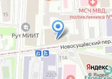 Компания «Мегазем» на карте