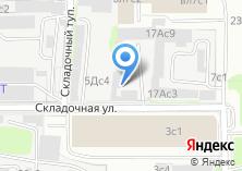Компания «Демонтаж-МСК» на карте