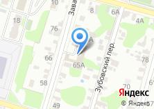 Компания «Связьтранссервис» на карте