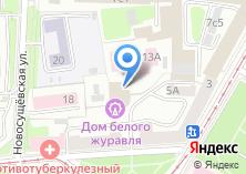Компания «ИНБИ» на карте