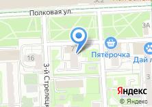 Компания «Кондитерский салон Евгения Храмова» на карте