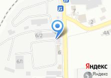 Компания «Electro House» на карте