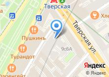 Компания «Volga art gallery» на карте