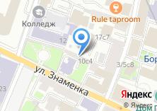 Компания «SunStudio» на карте