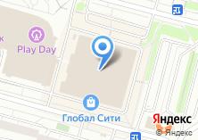 """Компания «ТАТУ-САЛОН """"ВИКИНГ""""» на карте"""