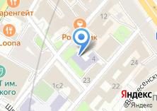 Компания «Институт профессиональной переподготовки специалистов» на карте