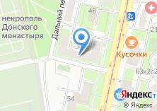 Компания «ОДС Инженерная служба Донского района» на карте