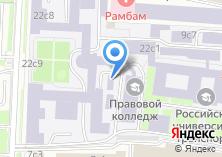 Компания «Московская яхтенная школа» на карте