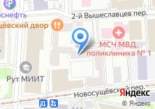 Компания «Сущевский Двор» на карте