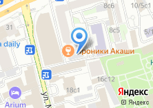 Компания «Окнамедиа» на карте