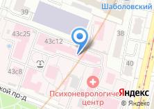 Компания «Специализированная психоневрологическая клиническая больница №8 им. З.П. Соловьева» на карте