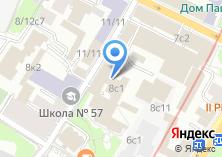 Компания «Дпи-Дорма» на карте
