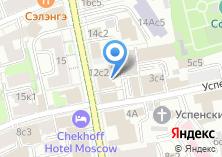 Компания «Мир Круизов» на карте