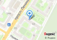 Компания «Нотариус Федосенко Е.Ю» на карте