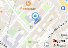 Компания «ВОА Всероссийское общество автомобилистов» на карте