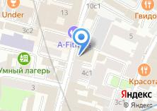 Компания «Адвокатский кабинет Курникова А.А» на карте