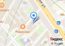 Компания «Юридический центр адвоката Олега Сухова» на карте