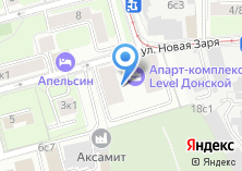 Компания «Avto.ru» на карте