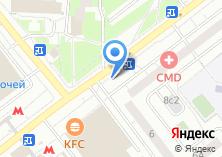 Компания «МираСтайл» на карте